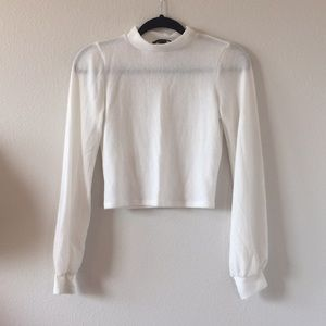 Forever 21 Sweater Crop